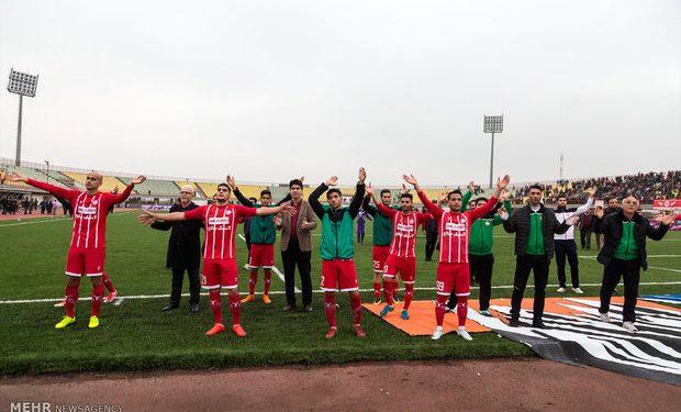 هفته بیست و چهارم لیگ برتر؛پیروزی سپیدرود برابر سایپا/ پیکان در تبریز سه امتیاز شیرین گرفت