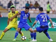 Image result for هواداران استقلال به شدت از شکست خانگی تیمشان ناراحت بودند و حق هم داشتند، چون در خانه خود با ۳ گل مغلوب السد قطر شدند و آنقدر واقعیتنگر هستند که بدانند شانس صعودشان حالا دیگر زیر ۲۰ درصد است.